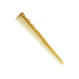 Парикмахерская расческа Y.S.Park YS-234-06 янтарная