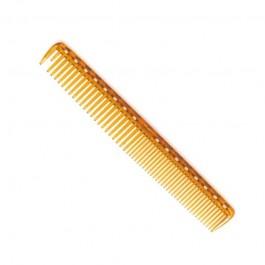 Парикмахерская расческа Y.S.Park YS-337-06 янтарная