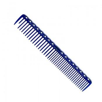 Парикмахерская расческа Y.S.Park YS-338-09 синяя