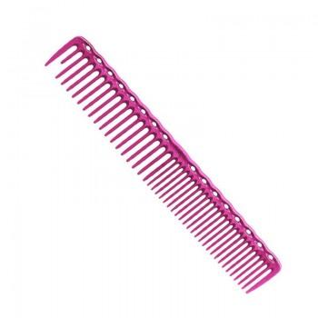 Парикмахерская расческа Y.S.Park YS-338-07 розовая
