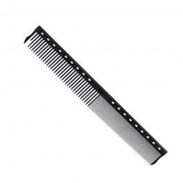 Парикмахерская расческа Y.S.Park YS-345-01 черная