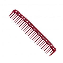 Парикмахерская расческа Y.S.Park YS-402-08 красная