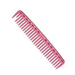 Парикмахерская расческа Y.S.Park YS-452-07 розовая
