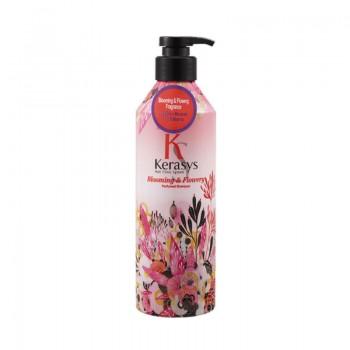 KeraSys Blooming & Flowery, Шампунь для волос Цветение 600 мл