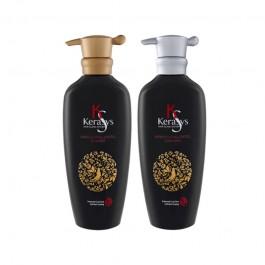 KeraSys Набор для волос от выпадения волос с экстрактом корня красного женьшеня 400 мл