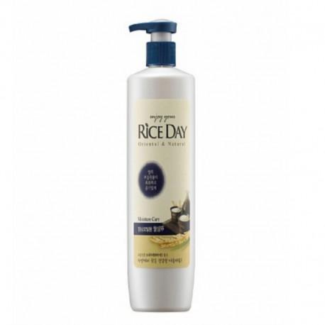 CJ LION RICE DAY шампунь для нормальных волос,увлажняющий 550мл