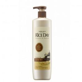 CJ Lion Rice day Кондиционер для поврежденных волос увлажняющий 400 мл
