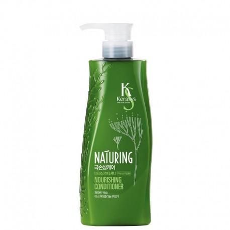 KeraSys Кондиционер для волос Naturing Питание с морскими водорослями 500 мл