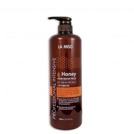 La Miso Professional Intensive Honey Маска для поврежденных волос 1000мл
