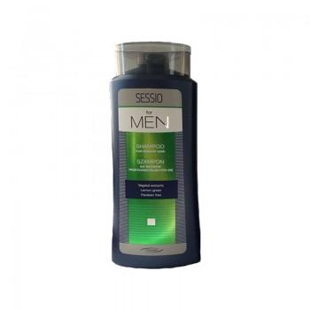 CHANTAL SESSIO professional Шампунь MEN для волос склонных к жирности 500 мл