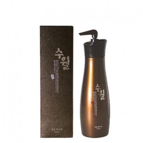 Уникальная Восточная маска для укрепления волос Suwall Luxury Oriental Hair Pack,550мл