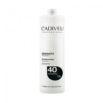 CADIVEU Проявляющая эмульсия Buriti Mechas-Clear Developer 40 vol 900 мл (12%)
