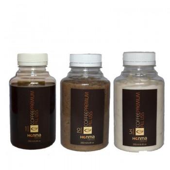 НАБОР COFFEE PREMIUM 3 х 250мл