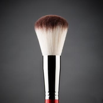 Кисть для макияжа Ludovik №1sc круглая, для пудры, шлифовки и полировки, синтетика