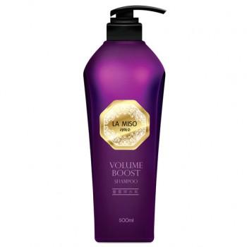 Шампунь для максимального объема волос LA MISO Volume Boost 500 мл