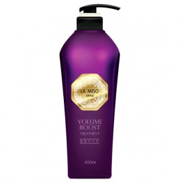 Кондиционер для максимального объема волос LA MISO Volume Boost 500 мл
