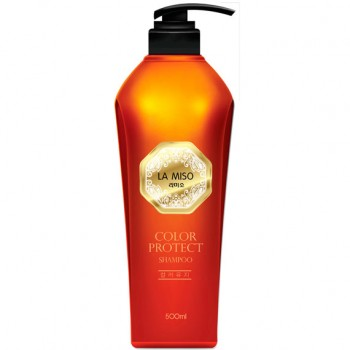 Шампунь для окрашенных волос LA MISO Color Protect 500 мл