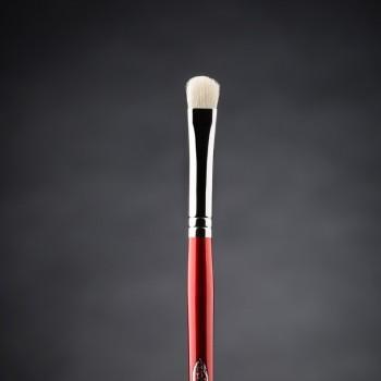 Кисть для макияжа Ludovik №15wk, коза белая