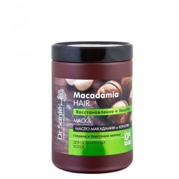 Эльфа Dr.Sante Macadamia Маска для волос, 1000 мл