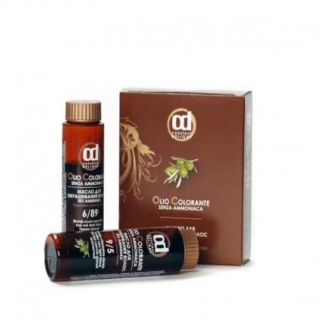 Constant Delight Olio Colorante - Масло для окрашивания волос 6.7 тёмно-русый медный (50 мл)