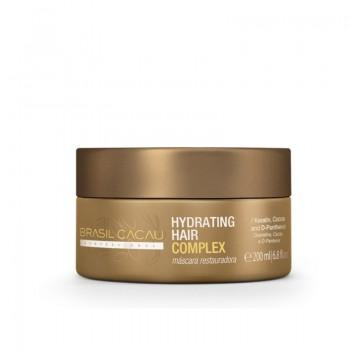Cadiveu Brasil Cacau, Hydrating Hair Complex (увлажняющий комплекс), 200г