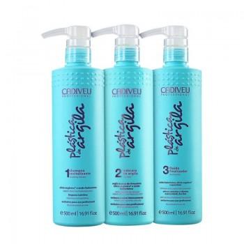 """Набор """"Ботокс для волос"""" Plastica de Argila, 500мл"""