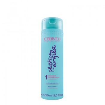Восстанавливающий безсульфатный шампунь Professional Shampoo Plastica de Argila Revitalizing Shampoo №1, 250 мл
