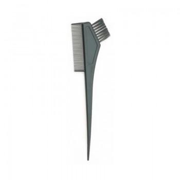 Кисть для окраски волос Sibel BLACK COMB 8450121 (узкая, расческа)