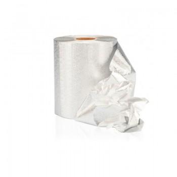 Фольга в рулоне с тиснением Framar (98 м) / Star Struck Silver