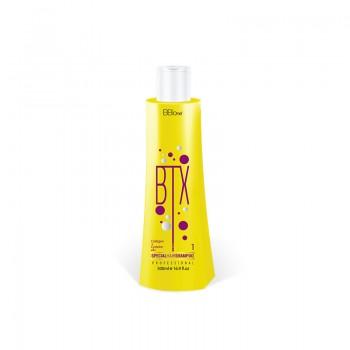 Подготавливающий шампунь BTX Special Hair 500мл