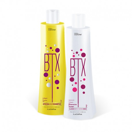 Набор BTX Classic / White / Acid 2 x 1000мл