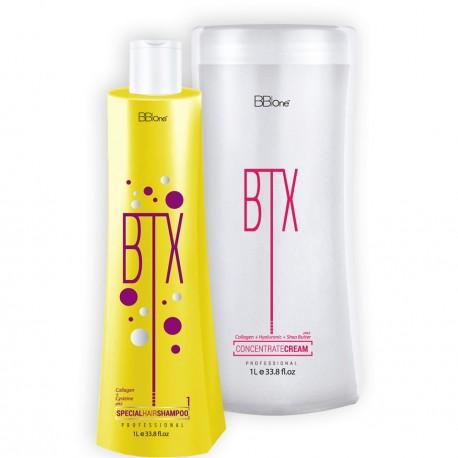 Набор BTX Concentrate Cream 2 x 1000мл
