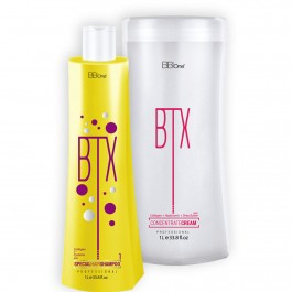Набор ботокс BTX Concentrate Cream 2 x 100мл