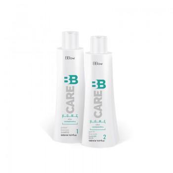 Набор BB Care Nanoplastica для волос после химического воздействия 2 x 500 мл