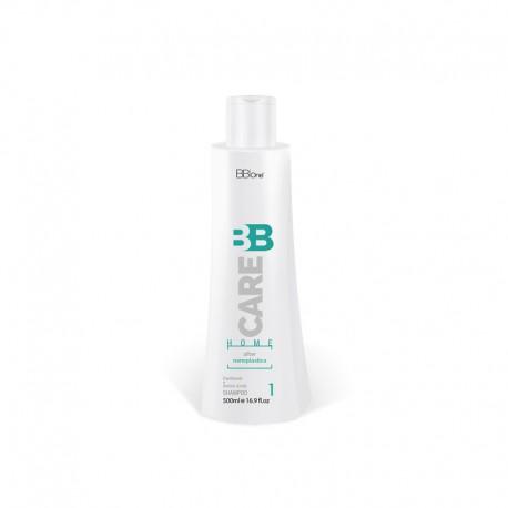 Безсульфатный шампунь BB Care after Nanoplastica 500 мл