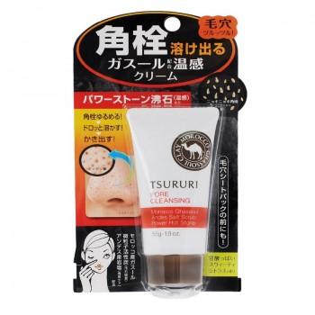 """BCL Крем для лица """"Tsururi"""", очищающий поры, с термоэффектом, 55 г"""
