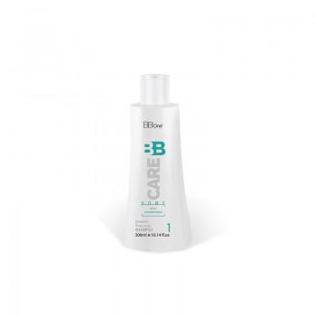 Безсульфатный шампунь BB Care after Nanoplastica Professional 300 мл