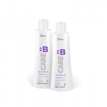 Набор BB Care Splash Blond для ухода за осветленными и мелированными волосами после химических воздействий