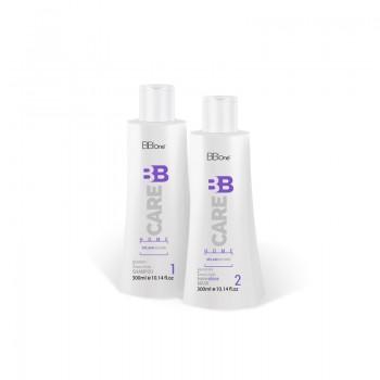 Набор BB Care Splash Blond для ухода за осветленными и мелированными волосами после химических воздействий 2 x 300 мл