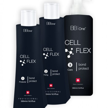 Набор Cell Flex 3x500мл