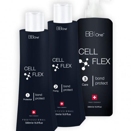 Набор Cell Flex 2x500мл + 250мл