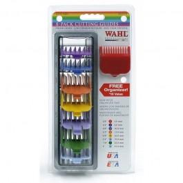 Набор цветных насадок на машинку WAHL для стрижки