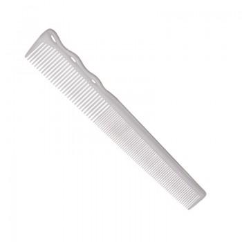 Парикмахерская расческа Y.S.Park YS-252-05 белая