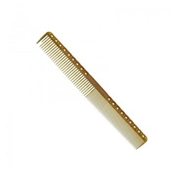 Парикмахерская расческа Y.S.Park YS-331-06 янтарная