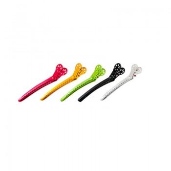 Парикмахерские зажимы для волос Y.S.Park Clips L YS-00*5 (5 шт.) микс