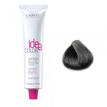 Краска для волос 3.0 Тёмно-каштановый натуральный