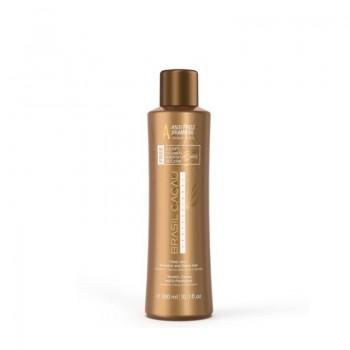 Разлаживающий шампунь для ежедневного ухода Brasil Cacau Anti Frizz Sulfate Free Shampoo 300 мл