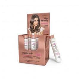 Восстанавливающий концентрат (маска) длч волос Hair Remedy Prof Vial Cadiveu professional 15 мл х 6 ампул