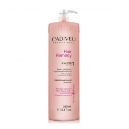 Восстанавливающий шампунь Cadiveu Hair Remedy Shampoo 980 мл