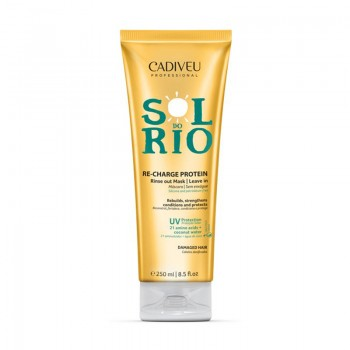 Протеиновый заряд (маска) Sol do Rio Re Charge Protein CADIVEU professional 250 мл